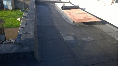Flat roofing in Dublin