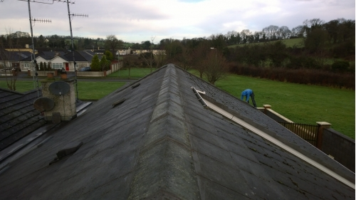 Dublin - Roof maintenance project - 02-01-2017