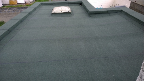 Domestic roofing company in Dublin