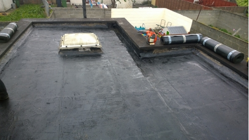 domestic roofing in Dublin