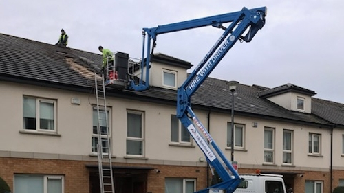 Cherry picker - maintenance