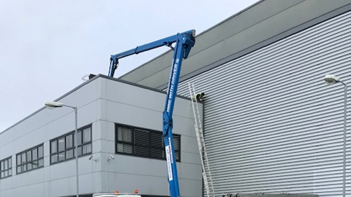 Boom Lift Services in Dublin county