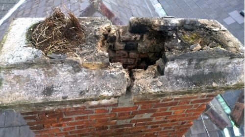 EBRoofing repair chimneys