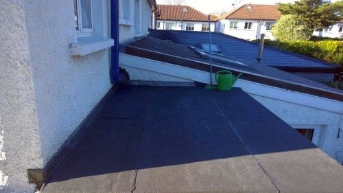 Experienced flat roofers for Dublin