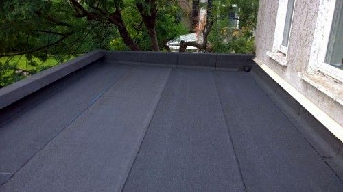 Flat Roof Repairs in Dublin