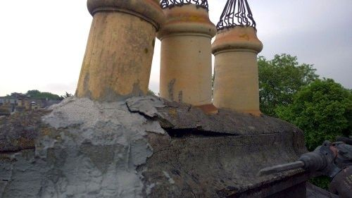 restorative chimney repair