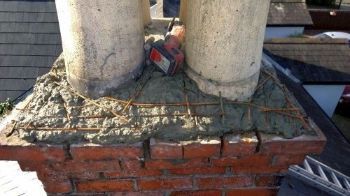 efficient chimney repairs