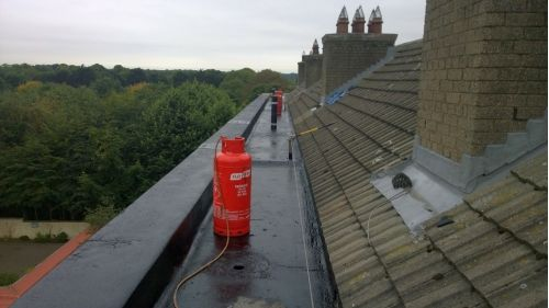 preventative roof maintenance program