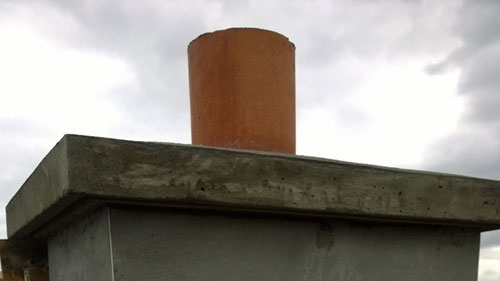 commercial chimney repair services