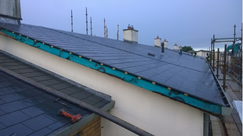 Guttering repairs in Dublin