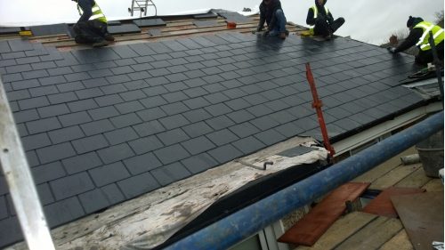 Roofing Services in Dublin