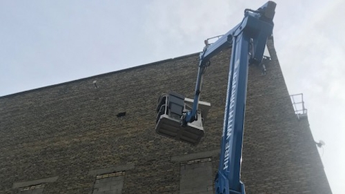 cherry picker in Dublin