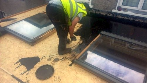Flat Roofing Installation and Repairs